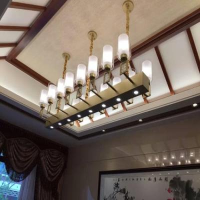 中山工程灯具定制厂:定制灯具价格有哪些因素在影响?